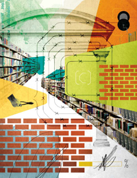 Technology Review Library Graphic